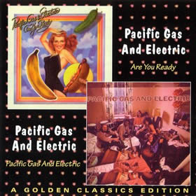 1997 Are You Ready / Pacific Gas And Electric
