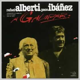1992 & Rafael Alberti – A galopar