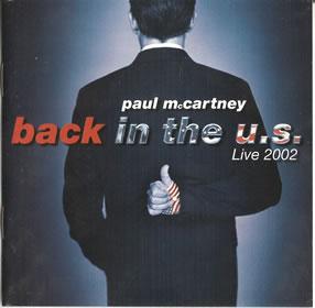 2002 Back in the U.S.