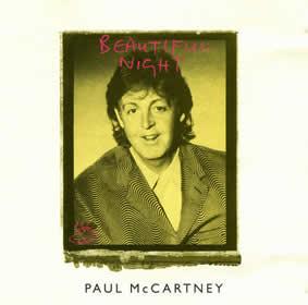 1997 Beautiful Night – CDS