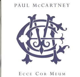2006 Ecce Cor Meum