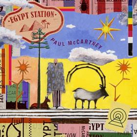2018 Egypt Station – Traveller's Edition