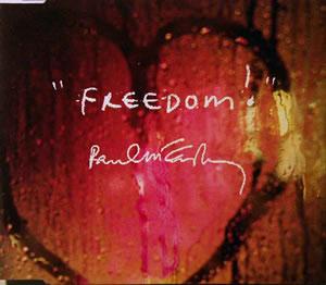 2001 Freedom – CDS