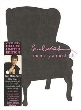 2007 Memory Almost Full – Limited Edition