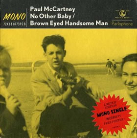 1999 No Other Baby / Brown Eyed Handsome Man – CDS