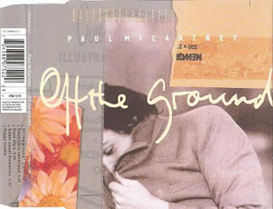 1993 Off The Ground – CDS