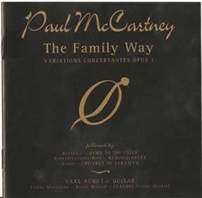 1995 The Family Way – Variations Concertantes Opus I