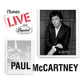 2012 iTunes Live From Capitol Studios