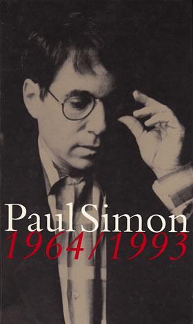 1993 Paul Simon 1964-1993
