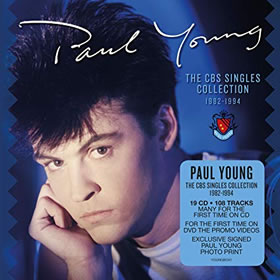2019 The CBS Singles Collection 1982-1994