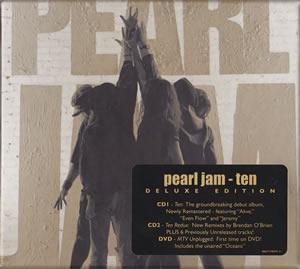 1991 Ten – Deluxe Edition