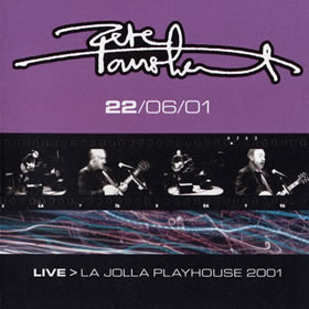 2001 Live: La Jolla Playhouse June 22