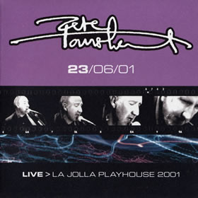 2001 Live: La Jolla Playhouse June 23