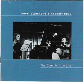 2001 & Raphael Rudd – The Oceanic Concerts 1979-80