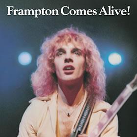 1976 Frampton Comes Alive! – 25th Anniversary Edit