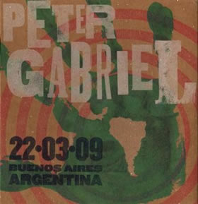2009 Latin American Tour – Buenos Aires Argentina 22.03.09
