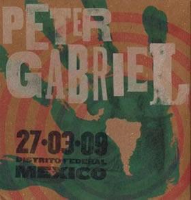 2009 Latin American Tour – DF Mexico 27.03.09