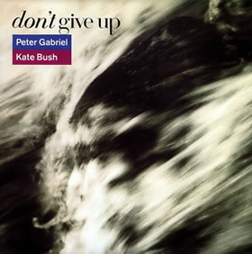 1986 Don't Give Up – CDS