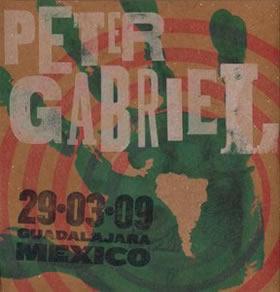 2009 Latin American Tour – Guadalajara Mexico 29.03.09
