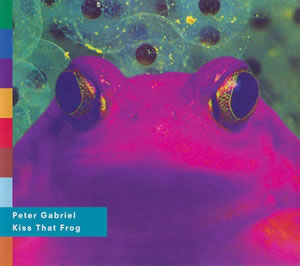 1993 Kiss That Frog – CDM