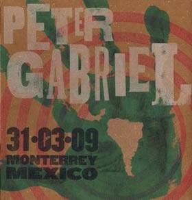 2009 Latin American Tour – Monterrey Mexico 31.03.09