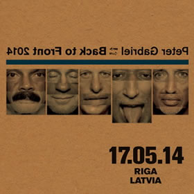 2014 Back To Front – 17.05.14 Riga