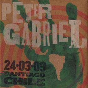 2009 Latin American Tour – Santiago Chile 24.03.09