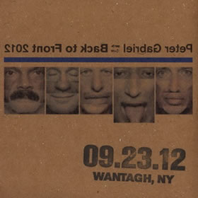 2012 Back To Front – 23.09.12 Wantagh