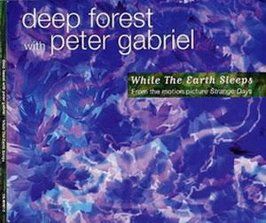1996 & Deep Forest – While The Earth Sleeps – CDS