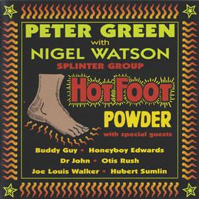 2000 & Splinter Group With Nigel Watson – Hot Foot Powder