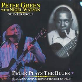 2002 & Splinter Group with Nigel Watson – Peter Plays The Blues