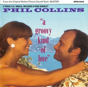 1988 A Groovy Kind of Love – CDS