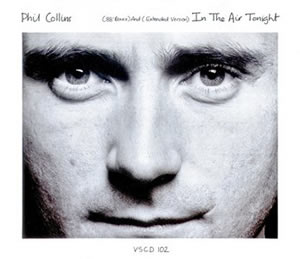 1981 In The Air Tonight – CDS