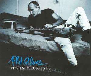 1996 It's In Your Eyes – CDS