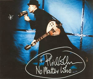 1996 No Matter Who – CDS