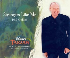 1999 Strangers Like Me – CDS