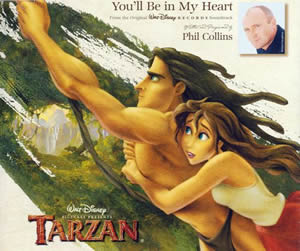 1999 You'll Be In My Heart – CDS