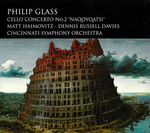 2013 Cello Concerto No.2 'Naqoyqatsi'