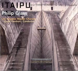 2010 Itaipu & Three Songs for Choir a Cappella