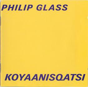 1998 Koyaanisqatsi