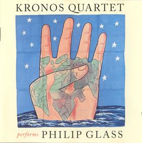1995 Kronos Quartet Performs Philip Glass