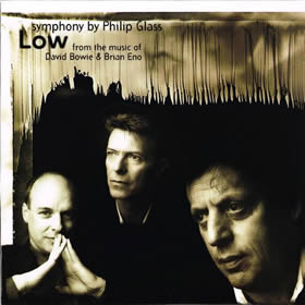 """1993 From The Music Of David Bowie & Brian Eno – """"Low"""" Symphony"""