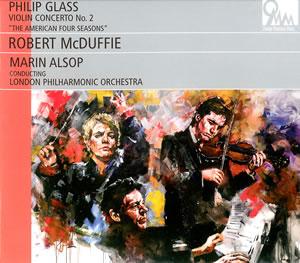2010 Violin Concerto No.2 'The American Four Seasons'