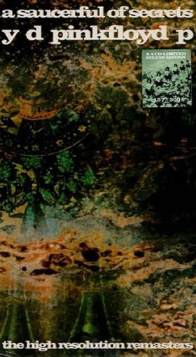 1968 A Saucerful Of Secrets: The High Resolution Remasters
