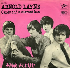 1967 Arnold Layne / Candy and a Current Bun  – CDS
