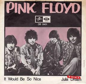 1968 It Would Be So Nice / Julia Dream – CDS