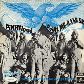 1968 Point Me At The Sky / Careful With That Axe Eugene – CDS