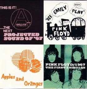 1967 The First 3 Singles – CDM