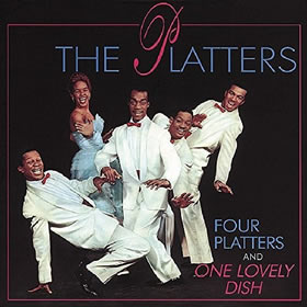 1994 Four Platters And One Lovely Dish
