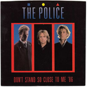 1986 Don't Stand So Close To Me '86 – CDM